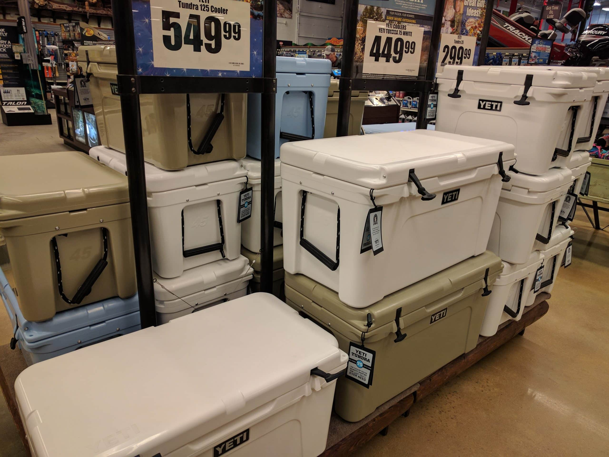 Cooler Showdown: Yeti Cooler vs RTIC Cooler