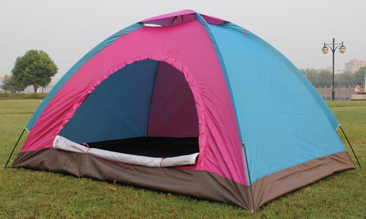 Best 2 Person Tent For 2018
